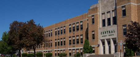 Central Middle School Muscatine Community School District