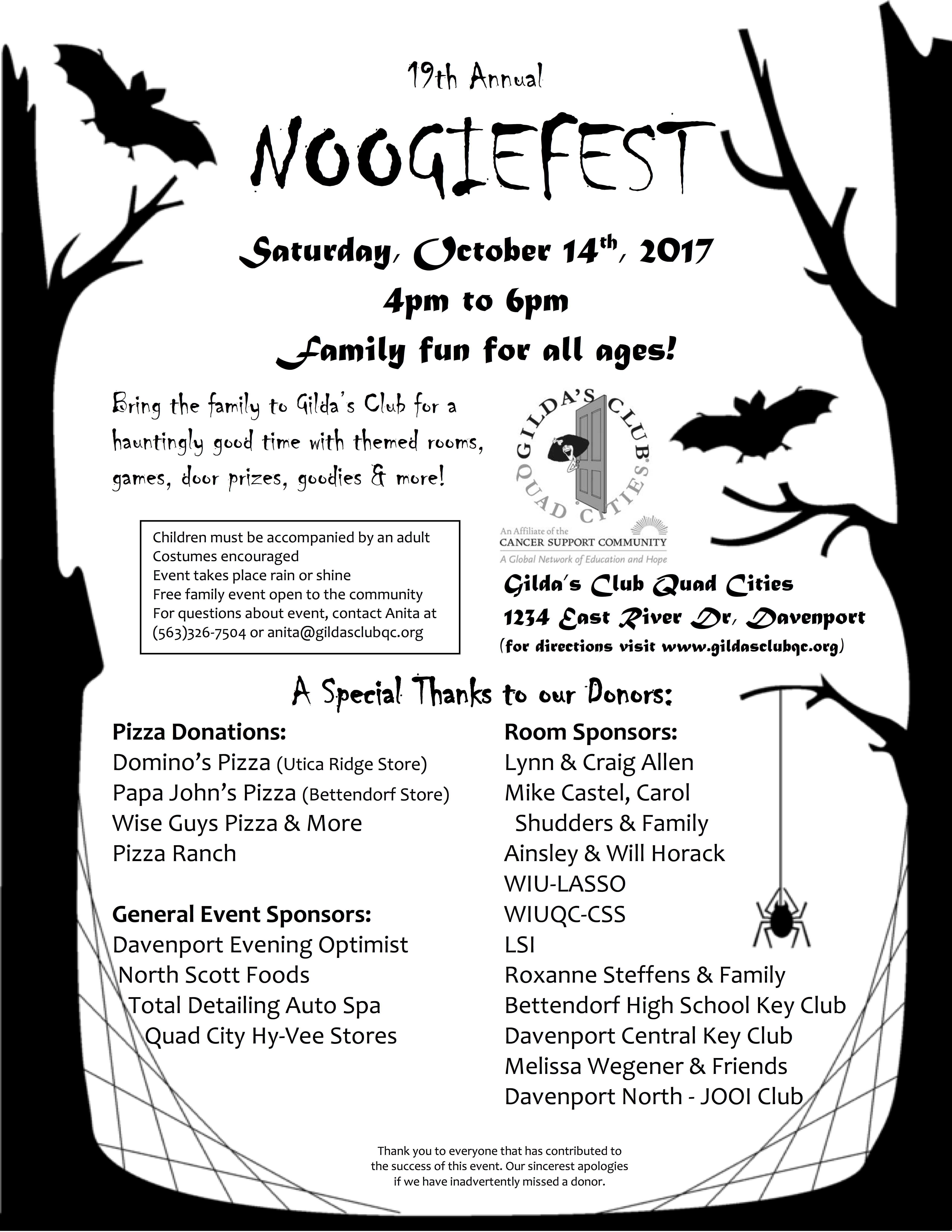 19th Annual Noogiefest - Muscatine Community School District
