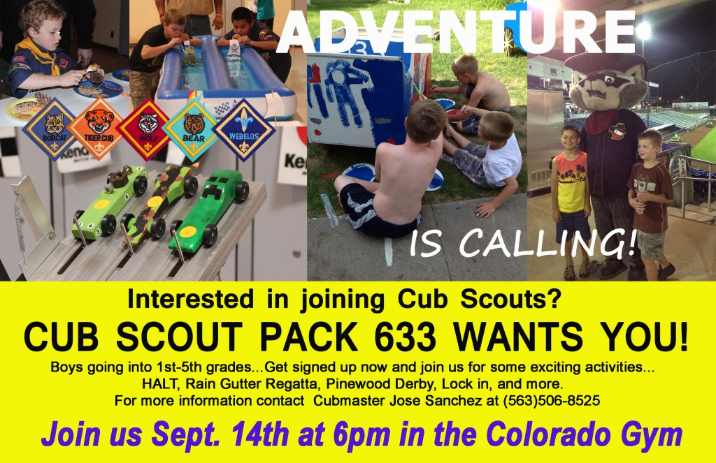 Colorado Madison Pack 633