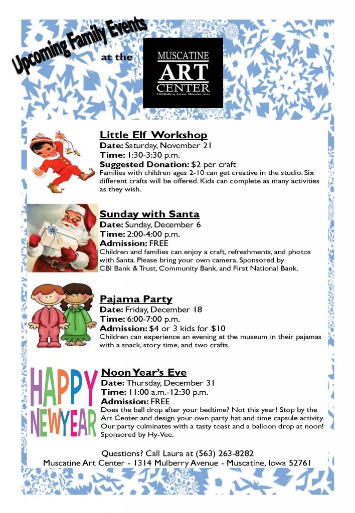 Family Events Flyer Fall-Winter 2015-LEGAL SIZE