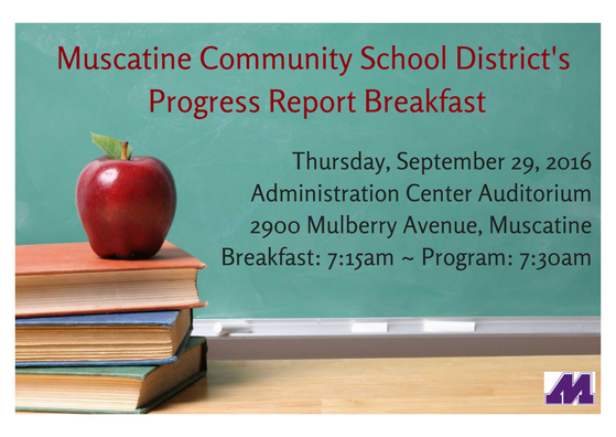 Progress Breakfast Save the Date