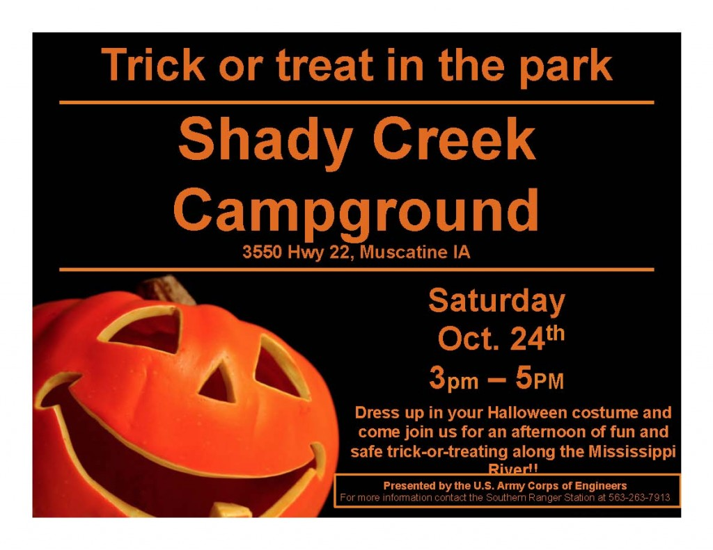 Shady Creek Campground