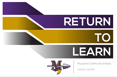 MCSD Return to Learn Site